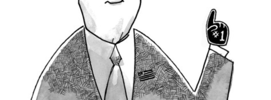 Trump New Yorker